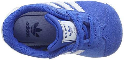 adidas Gazelle Crib Shoes Image 8