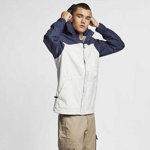Nike SB Shield Men's Skateboarding Jacket - Blue Image
