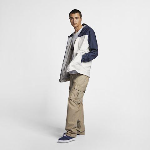 Nike SB Shield Men's Skateboarding Jacket - Blue Image 4