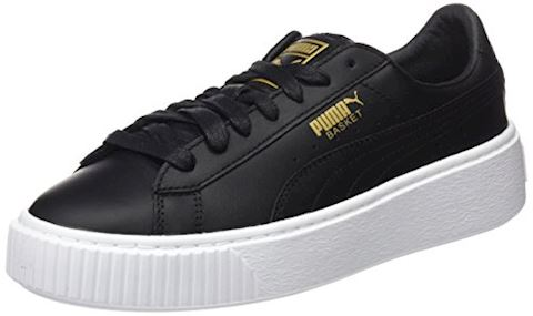 Puma Basket Platform Core Women's Trainers Image