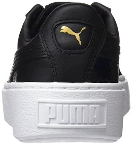 Puma Basket Platform Core Women's Trainers Image 2