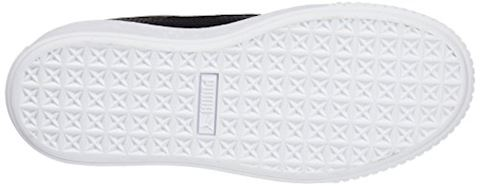 Puma Basket Platform Core Women's Trainers Image 3