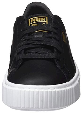 Puma Basket Platform Core Women's Trainers Image 4