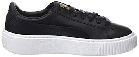 Puma Basket Platform Core Women's Trainers Image 6