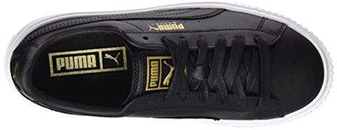 Puma Basket Platform Core Women's Trainers Image 7