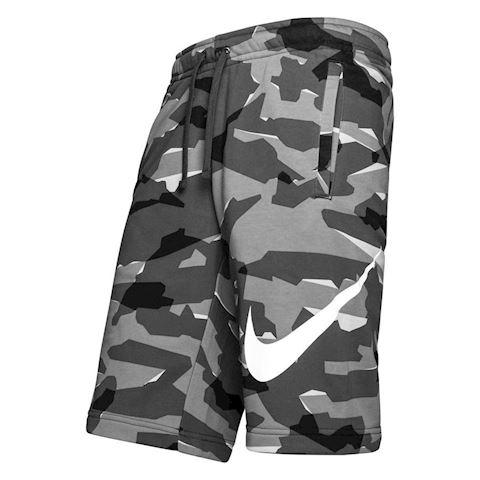 Nike Sportswear Men's Camo Shorts - Grey Image