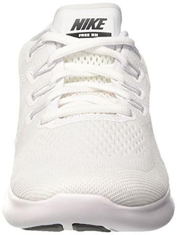 Nike Free RN 2017 Women's Running Shoe - White Image 11