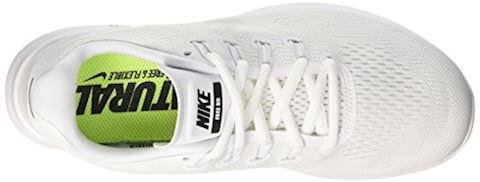 Nike Free RN 2017 Women's Running Shoe - White Image 14