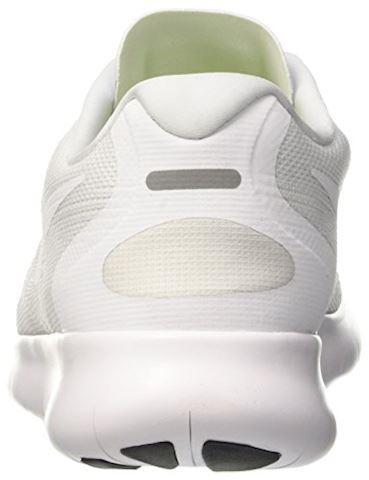 Nike Free RN 2017 Women's Running Shoe - White Image 2