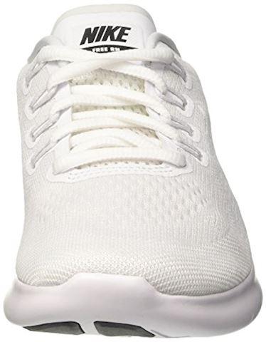 Nike Free RN 2017 Women's Running Shoe - White Image 4