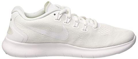 Nike Free RN 2017 Women's Running Shoe - White Image 6