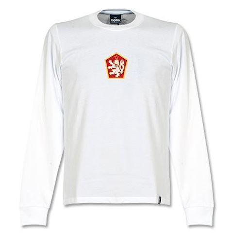 Czechoslovakia Mens LS Home Shirt 1970 Image