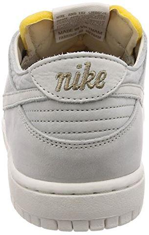 Nike SB Zoom Dunk Low Pro Deconstructed Men's Skateboarding Shoe - Cream Image 2