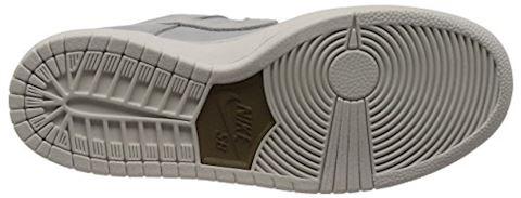 Nike SB Zoom Dunk Low Pro Deconstructed Men's Skateboarding Shoe - Cream Image 3