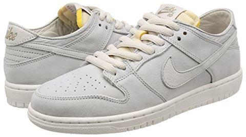 Nike SB Zoom Dunk Low Pro Deconstructed Men's Skateboarding Shoe - Cream Image 5