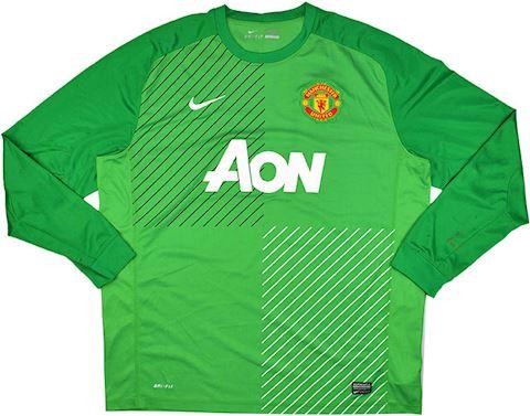 Nike Manchester United Kids LS Goalkeeper Home Shirt 2013/14 Image