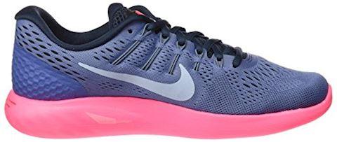 Nike LunarGlide 8 Women's Running Shoe - Blue Image 6