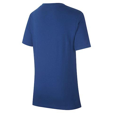 Nike Sportswear Older Kids' (Boys') JDI T-Shirt - Blue Image 2