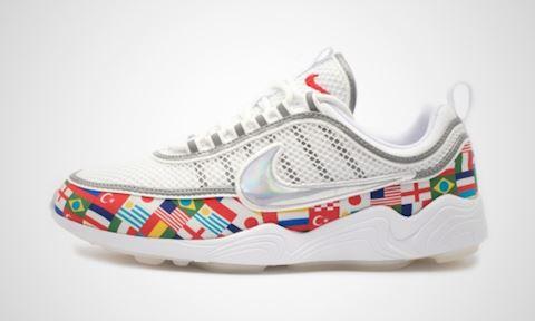 Nike Air Zoom Spiridon'16 NIC Men's Shoe - White Image