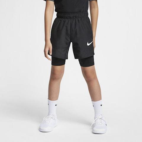 Nike Older Kids' (Boys') Hybrid Training Shorts - Black Image