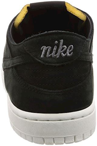 Nike SB Zoom Dunk Low Pro Deconstructed Men's Skateboarding Shoe - Black Image 2