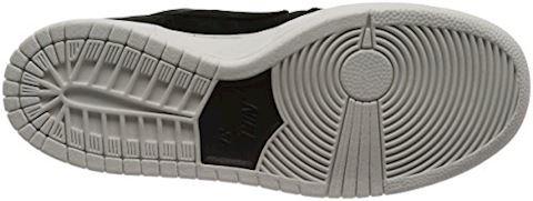 Nike SB Zoom Dunk Low Pro Deconstructed Men's Skateboarding Shoe - Black Image 3