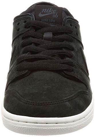 Nike SB Zoom Dunk Low Pro Deconstructed Men's Skateboarding Shoe - Black Image 4