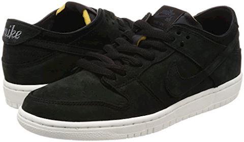 Nike SB Zoom Dunk Low Pro Deconstructed Men's Skateboarding Shoe - Black Image 5