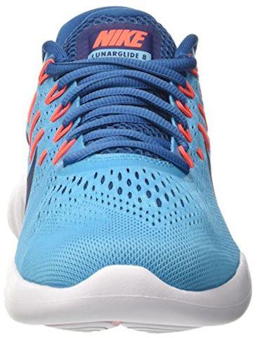 Nike Running Shoe LunarGlide 8 - Chlorine Blue Image 4
