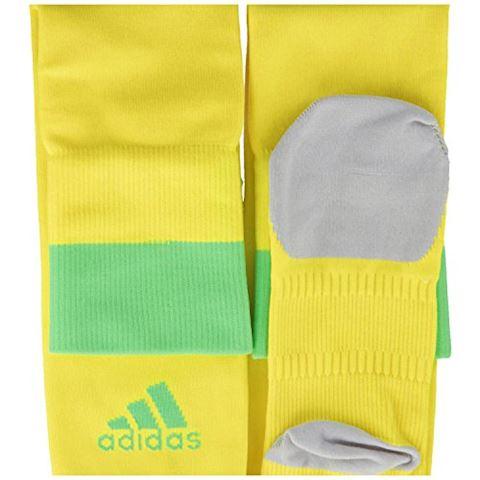adidas Pro 17 Socks Bright Yellow Energy Green Image 2