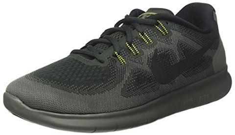 Nike Free RN 2017 Men's Running Shoe - Green Image