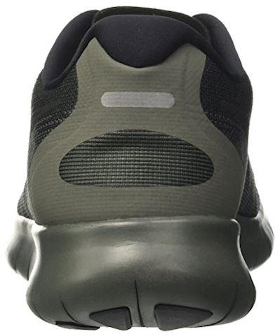 Nike Free RN 2017 Men's Running Shoe - Green Image 2