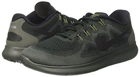 Nike Free RN 2017 Men's Running Shoe - Green Image 5