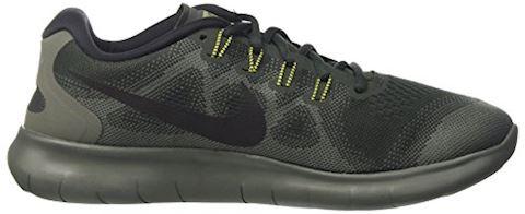 Nike Free RN 2017 Men's Running Shoe - Green Image 6