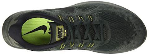 Nike Free RN 2017 Men's Running Shoe - Green Image 7