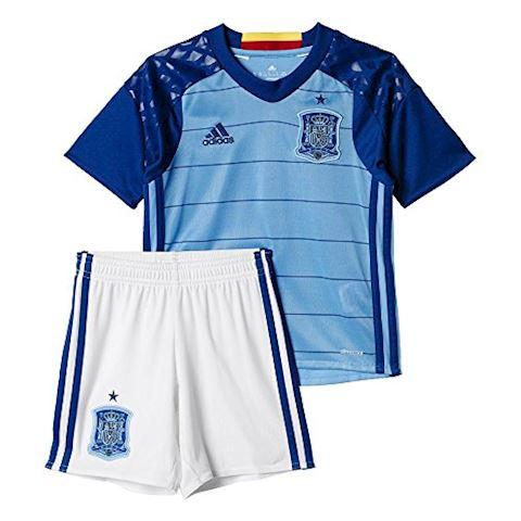 adidas Spain Kids SS Goalkeeper Home Mini Kit 2016 Image
