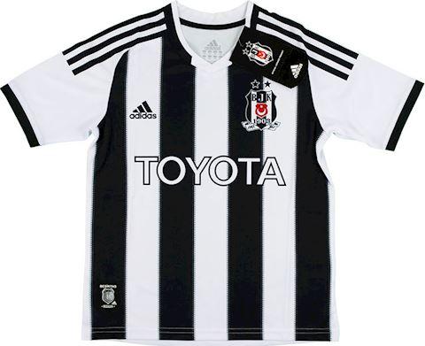 adidas Besiktas Kids SS Home Shirt 2013/14 Image 2