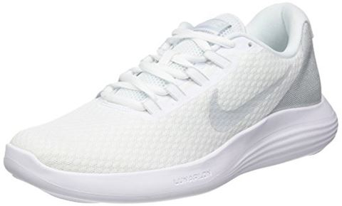 Nike LunarConverge Women's Running Shoe - White Image