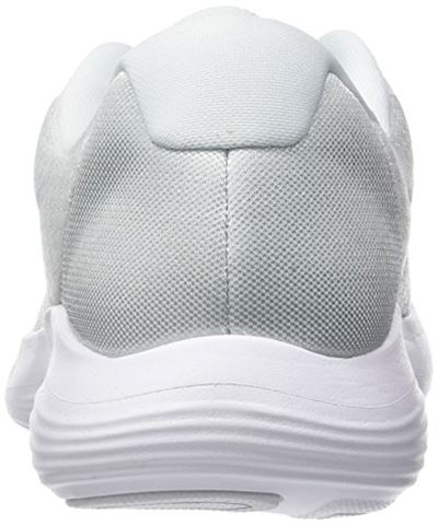 Nike LunarConverge Women's Running Shoe - White Image 2