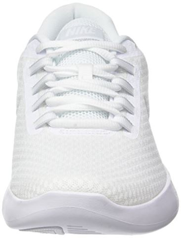 Nike LunarConverge Women's Running Shoe - White Image 4