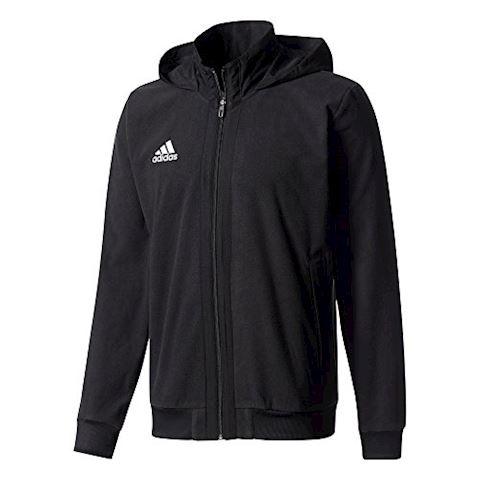 adidas Training Jacket Tango Fleece - Black Image
