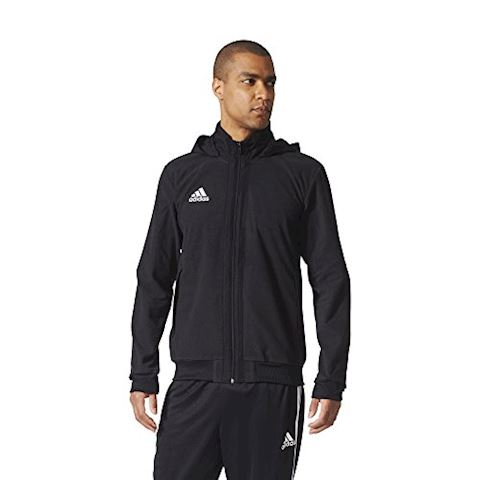 adidas Training Jacket Tango Fleece - Black Image 3