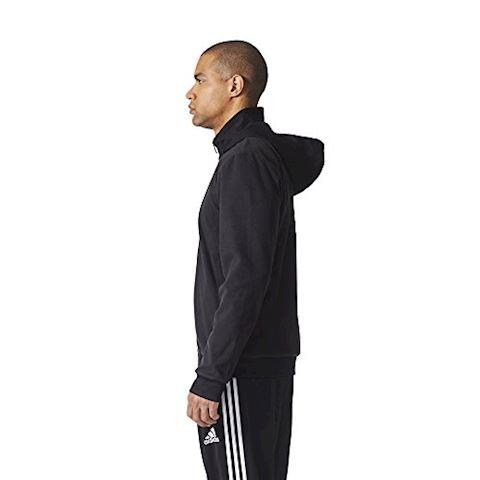 adidas Training Jacket Tango Fleece - Black Image 4