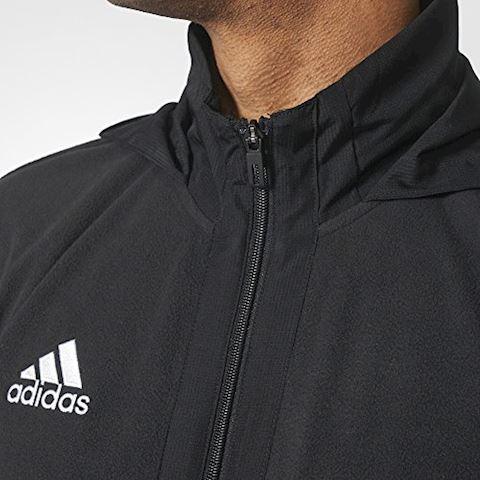 adidas Training Jacket Tango Fleece - Black Image 5