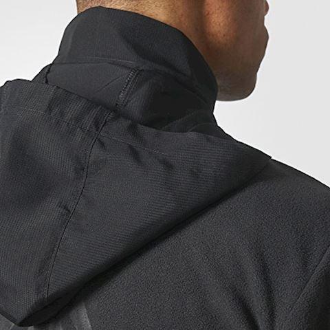 adidas Training Jacket Tango Fleece - Black Image 7
