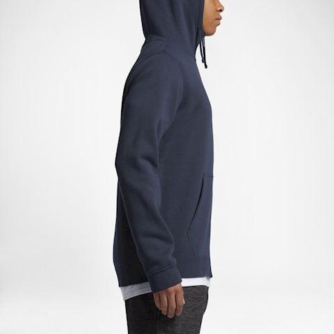 Nike Sportswear Club Fleece Men's Hoodie - Blue Image 2