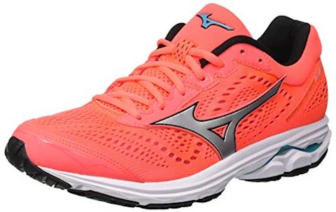 info for 56b37 1513d Mizuno WAVE RIDER 22 women's Running Trainers in Red
