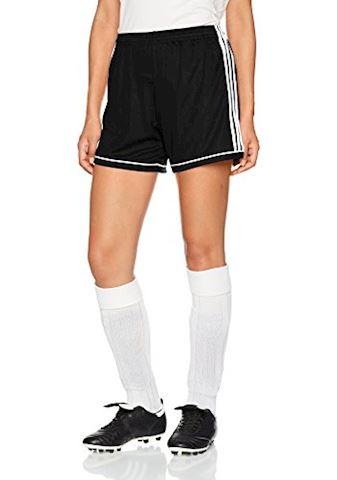 adidas Womens Squadra 17 Short Black White Image
