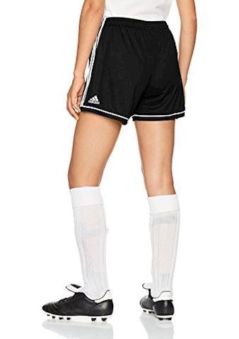 adidas Womens Squadra 17 Short Black White Image 2