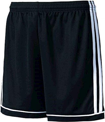 adidas Womens Squadra 17 Short Black White Image 3